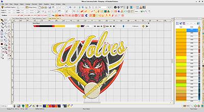 EmbroideryStudio e4 Designing