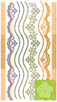 EmbroideryStudio e4 Elements Schiffli