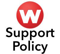 Wilcom America Support Policy