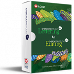 EmbroideryStudio e4 Lettering & Editing Product Box