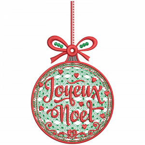 Joyeux Noel Stock Design