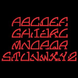 Semi Mono Font