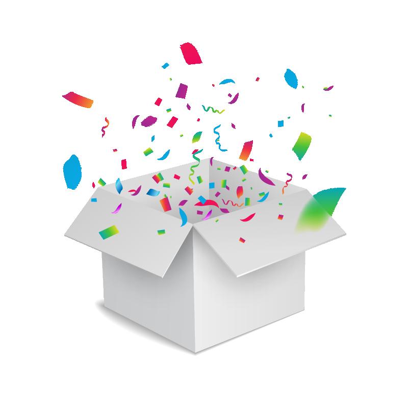 Virtual Trade Show Prize Box